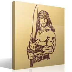 Wall Stickers Conan the Barbarian