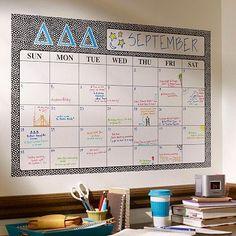 Organize-se para o ano novo calendario-mes – Vida Organizada