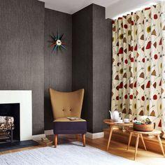 Papel marrón texturado #papel_pintado #wallpaper