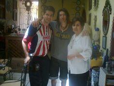 Blanca Rosa Argufe Gil, Antyonio Jamas, Henry Arufe!!!