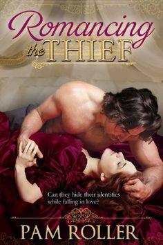 11/30/13 5.0 out of 5 stars Romancing the Thief by Pam Roller, http://www.amazon.com/dp/B00GW9DTH4/ref=cm_sw_r_pi_dp_AwQMsb0YSAVAZ