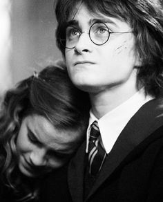 """""""Harry...what does it feel like? When.....when you see Ginny with Dean?""""  """"What do you mean?""""   """"I see the way you look at her.""""  *cries*   """"Like this."""" Harry replied."""