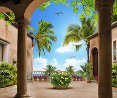 Фрески КЛАССИЧЕСКИЕ « Фото Фреска Miracle Garden, Hindu Deities, All Nature, Backgrounds Free, Balcony, Bedrooms, Photoshop, Ocean, Joy
