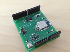 Arduino BLE Shield: Connecting the iOS and the Arduino World