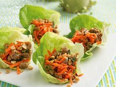 Diehl With It: Asian Lettuce Wraps- 21 Day Fix Approved
