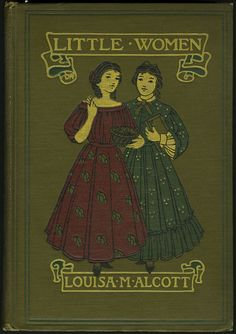 Amy Sacker's cover for this 1901 (?) edition of a classic children's book