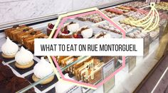 It's no secret that almost all of Paris'Great Foodie Hitsare located onRueMontorgueil[and its surrounding area].Located in the 1st &2nd arrondissements,off ofline 3atSent…