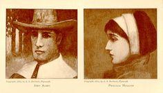 John Alden and Priscilla Mullins, Pilgrim ancestors by EVilleDoer, via Flickr
