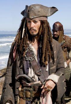 Mmm... Jack Sparrow!!