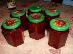 Babiččin jednoduchý rybízový džem