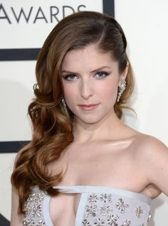 Anna Kendrick's Side-Part Update