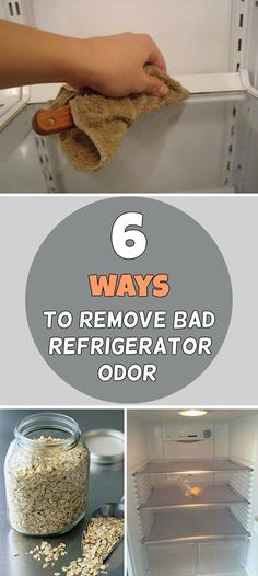 6 ways to remove bad refrigerator odor - myCleaningSolutions.com