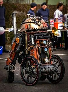 Steampunk...WOW