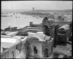 L'oued Bou Regreg, la Kasba des Oudaïa et la Tour Hassan   1913