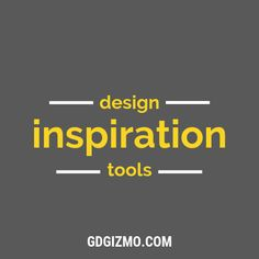 Finding it difficult to come up with design ideas? Boost your graphic design inspiration by using any of the many tools listed. Best Landing Page Design, Best Landing Pages, Graphic Design Tools, Tool Design, Design Ideas, Ui Design Patterns, User Flow, Ecommerce Website Design, Design System