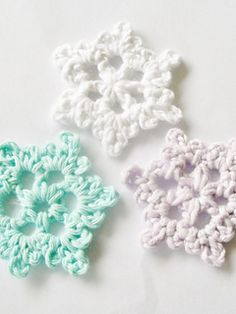 Cute little snowflake, easy & fast