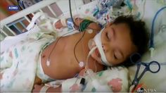 """Toddler Comes Out Of Sedation After Near Drowning Speaking For The First Time Saying, """"Mommy."""""""