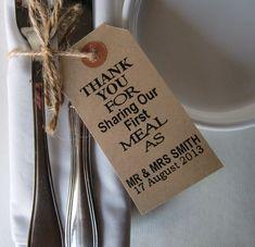 Wedding Napkin HoldersRustic Wedding Table by IzzyandLoll on Etsy, £19.00