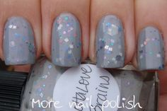 More Nail Polish: Lynnderella - Gotta Love Brains