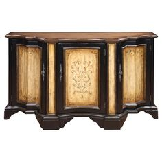 Found it at Wayfair - Houston Sideboard in Deep Brown