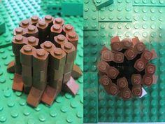 Lego Baumstamm
