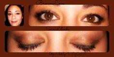 Younique Make-Up Tutorial by Sara LItardo: BrownLove (+playlist) http://OneUpMarketing.com/cp/Younique