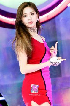 Tzuyu in her nice dress : tzuyu Beautiful Asian Girls, Most Beautiful, Beautiful Women, Nayeon, Twice Show, South Korean Girls, Korean Girl Groups, Chou Tzu Yu, Jihyo Twice