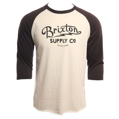 brixton_shirt_thornton-3-4-sleeve_cream-washed-black.jpg 1,500×1,500 pixels