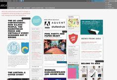 15+ beautiful blog designs  photo