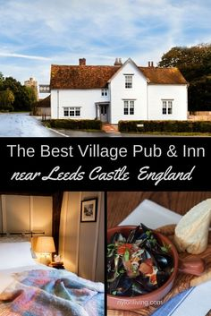 The Most Stylish of the Village Pubs near Leeds Castle Kent