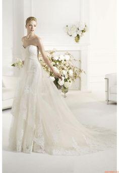 Vestidos de noiva Avenue Diagonal Fardel 2013