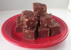 Kitchen Aid fudge...fast and easy with your kitchen aid...makes a ton!