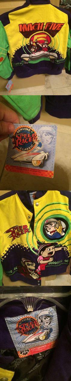 Speed Racer 19244: Speed Racer Jacket 2008 -> BUY IT NOW ONLY: $50 on eBay!