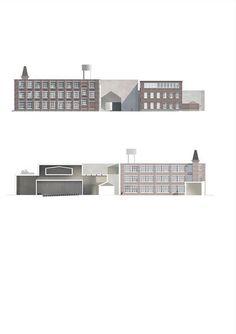 Aires Mateus Associados — Faculdade de Arquitectura em Tournai