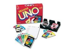 Επιτραπέζιο UNO Deluxe - Mattel