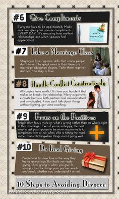 10 steps to avoiding divorce part 2
