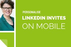 LinkedIn is a network and networking is all about building relationships. Start off on the right foot, by letting people know WHY you'd like to be connected on LinkedIn.