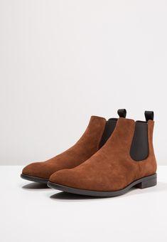 Vagabond HARVEY - Støvletter - brandy - Zalando.no Chelsea Boots, Ankle, Shopping, Shoes, Fashion, Zapatos, Moda, Shoes Outlet