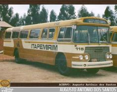 Ônibus da empresa Viação Itapemirim, carro 115, carroceria Ciferal Flecha de Prata, chassi Scania B76. Foto na cidade de - por AUGUSTO ANTÔNIO DOS SANTOS, publicada em 04/08/2016 20:39:17.
