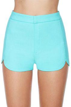 Nasty Gal Got Back Shorts   Shop Clothes at Nasty Gal
