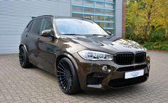 BMW X5 M Individual G-Power Stage 3 750 *wie neu*, DE-22297Hamburg Niemcy