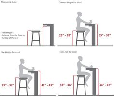 Image Result For Kitchen Bar Seating Dimensions