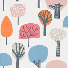 Buy Scion Liora Wallpaper Online at johnlewis.com