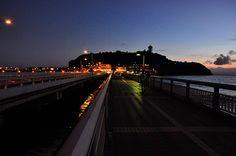 江ノ島大橋より