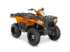 New 2016 Polaris Sportsman 570 Orange Burst ATVs For Sale in Florida. 2016 Polaris Sportsman 570 Orange Burst,