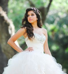 10 perfect quinceanera hairstyles for your party - 10 hairstyles for quinceañeras that you will love - Quinceanera Dresses, Quinceanera Hairstyles, Quinceanera Party, Quince Dresses, 15 Dresses, Wedding Dresses, Chiffon Dresses, Bridesmaid Gowns, Fall Dresses