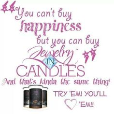 I LOVE Jewelry in Candles! Jewelry in Candles  https://www.jewelryincandles.com/store/rachel_robinson
