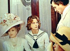 """Death in Venice"" directed my Luchino Visconti, writer Thomas Mann"