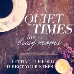 Awesome podcast and daily devotion for busy moms