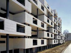 Wohnüberbauung Paul Clairmont-Strasse   Steib & Geschwentner Architekten AG